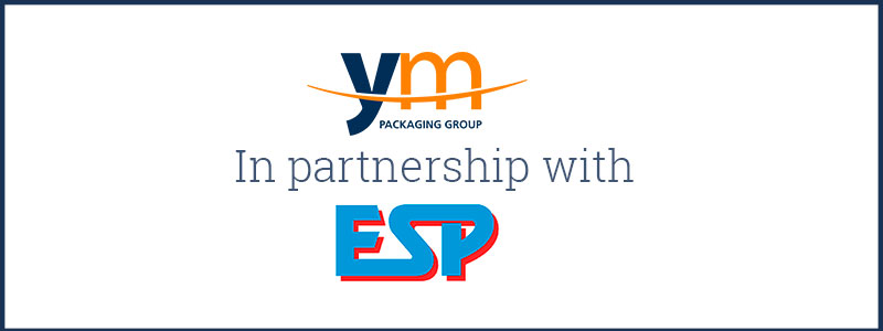 YM Packaging in partnership with ESP