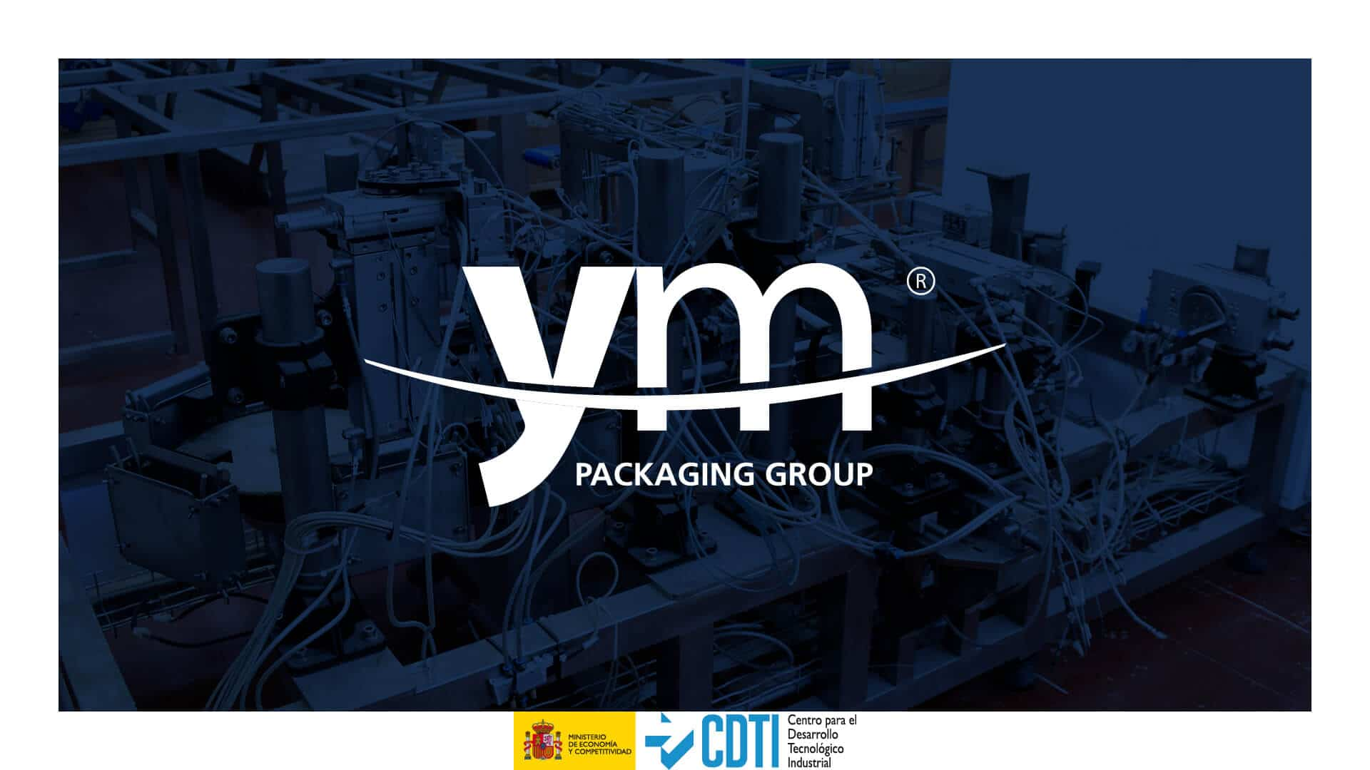 Proyecto I+D YM Packaging: bolsas doypack