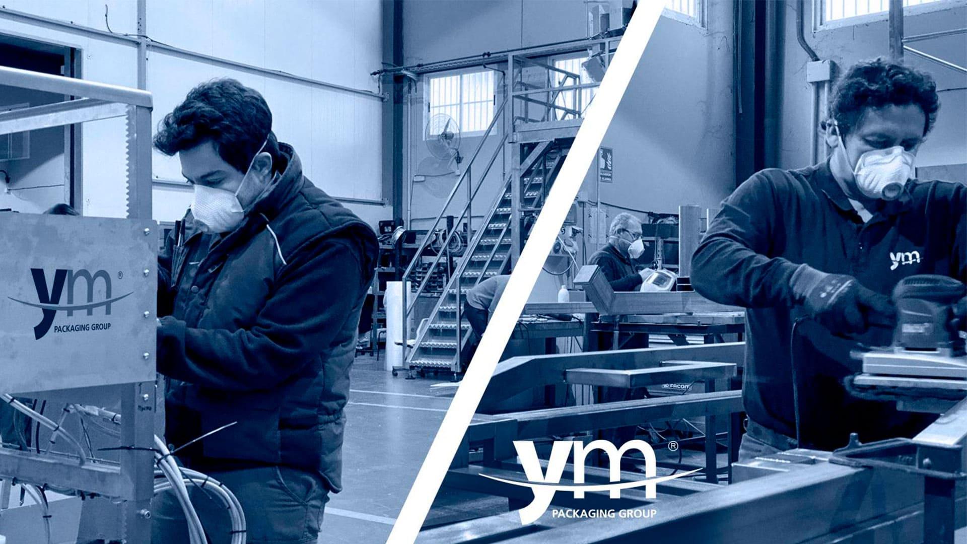 En YM Packaging continuamos operando con normalidad