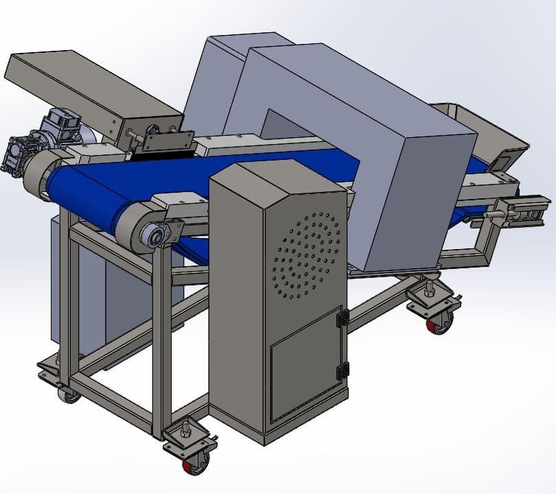 Detectores de metales con sistema de rechazo