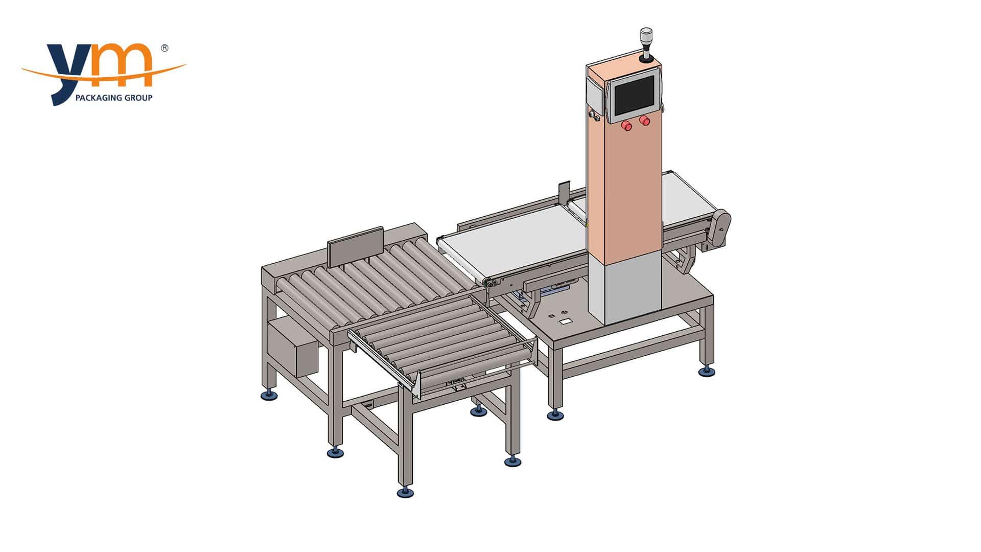 Sistemas de control de peso dinámico de YM Packaging
