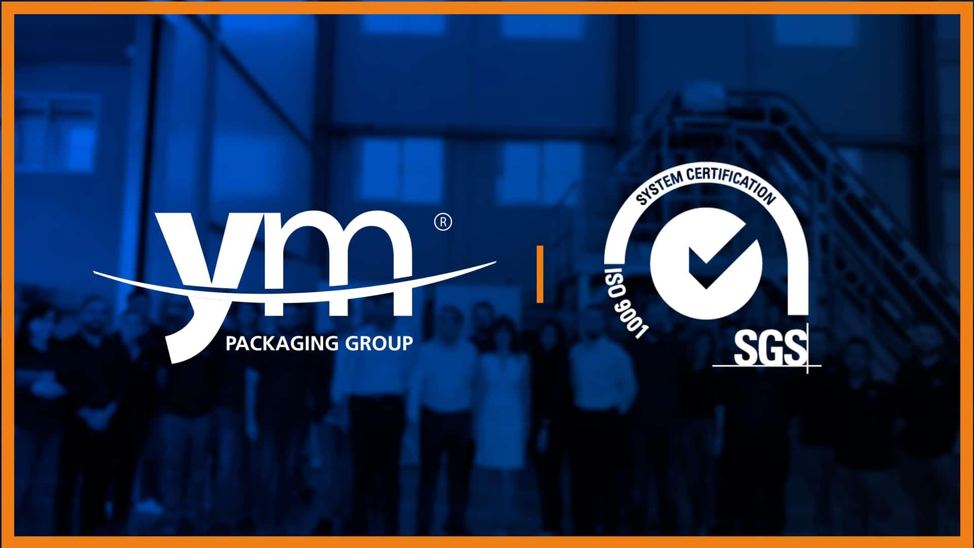 Renovamos el certificado ISO 9001:2015
